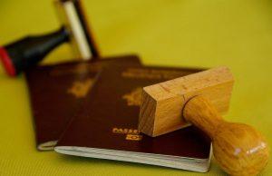 Замена паспорта форма 1п